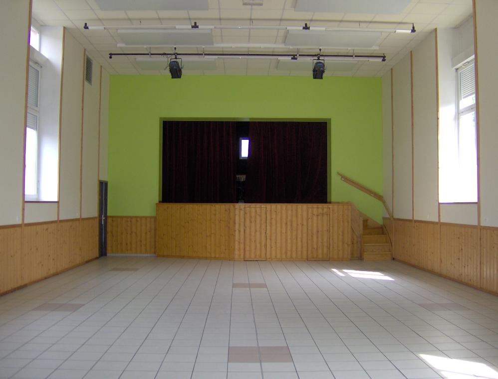 Salle sdf